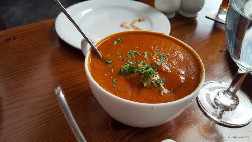 Prawn Curry @ The Windsor Pub Bangalore