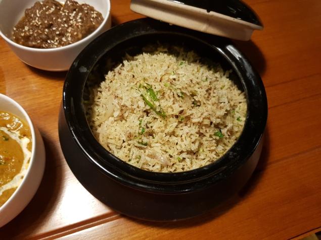 Kashundi Rice